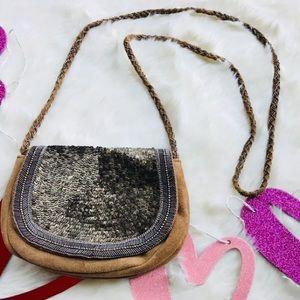 🧚🏻♀️Anthropologie✨Gorgeous Beaded Bag